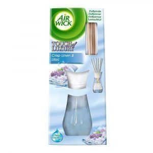 Air Wick Reed Cool Linen & White Lilac Tuoksutikut
