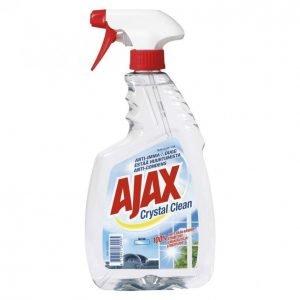 Ajax Crystal Clean Puhdistussuihke Ikkuna & Lasi 750 Ml