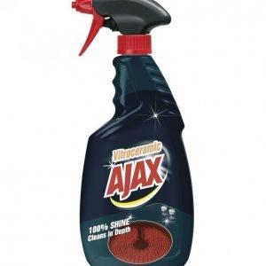 Ajax Puhdistussuihke Keraaminen Liesi 500 Ml