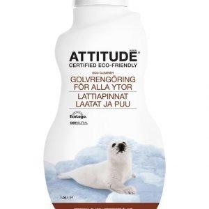 Attitude Lattianpesuaine Puu- Ja Kaakelipinnoille 1