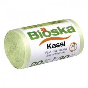 Bioska Sankapussi 20 L 30 Kpl