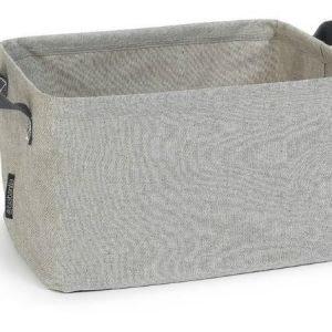 Brabantia Kokoontaitettava pyykkikori 35 litraa harmaa