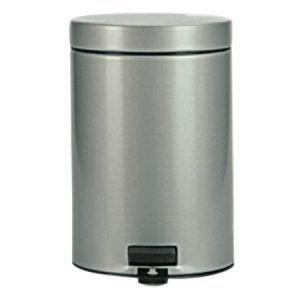 Brabantia Poljinroska-astia 3 litraa metallinharmaa