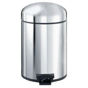 Brabantia Retro poljinroska-astia 5 litraa teräs