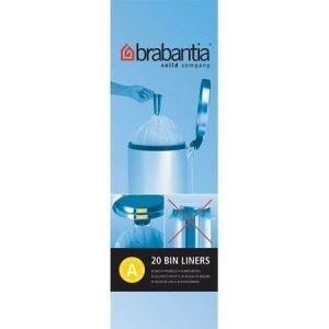 Brabantia Roskapussit 3 litraa