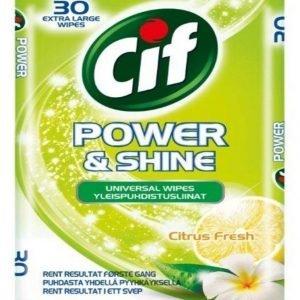 Cif Lemon Yleispuhdistusliina 30 kpl