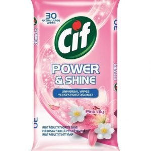 Cif Pink Yleispuhdistusliina 30 kpl