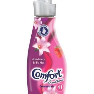 Comfort Strawberry & Lily Kiss Huuhteluaine 750 ml