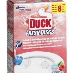 Duck Fresh Discs 36ml Wc-Raikastin Floral Oasis