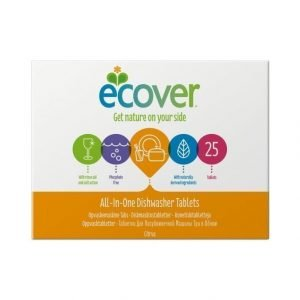 Ecover All In One Konetiskitabletit 25 kpl