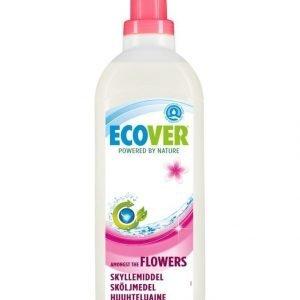 Ecover Kukkien Keskellä Pyykinhuuhteluaine 1 l