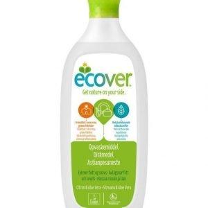 Ecover Sitruuna Ja Aloe Vera Astianpesuneste 500 ml