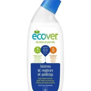 Ecover Wc-Puhdistaja Merenraikas 750 ml