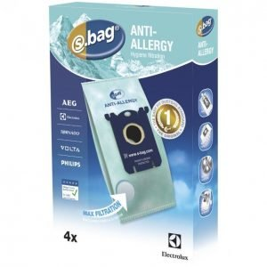 Electrolux S-Bag Hygiene Anti-Allergy E206b Pölypussi