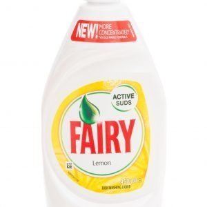 Fairy Lemon 450 Ml Astianpesuaine