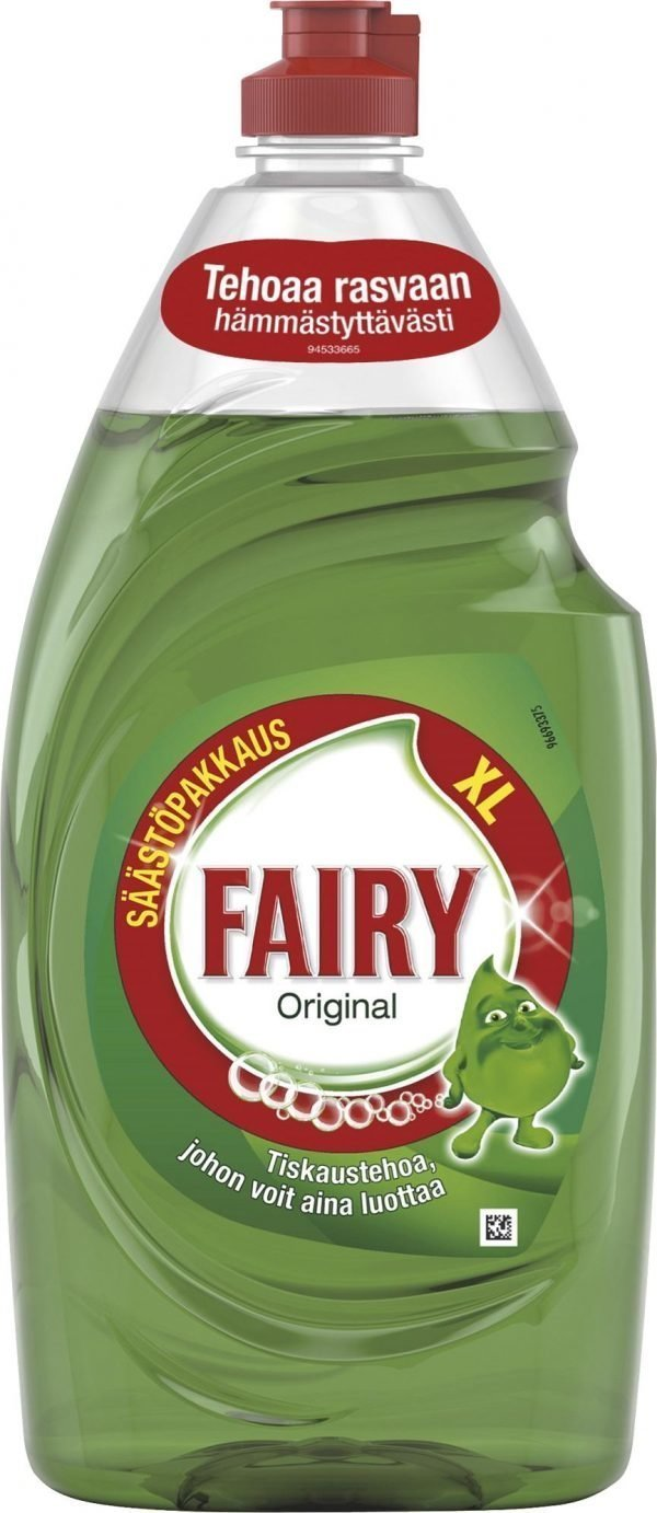 Fairy Original 900 Ml Astianpesuaine