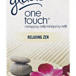 Glade One Touch 10 Ml Täyttö Relaxing Zen