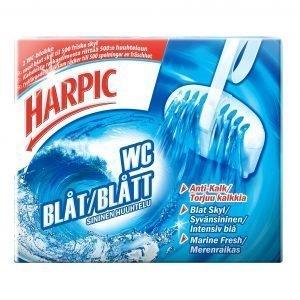 Harpic Sininen Wc-Raikastin 2 Kpl
