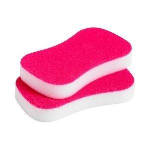 Hay Neon Pesusieni Pinkki 2 Kpl