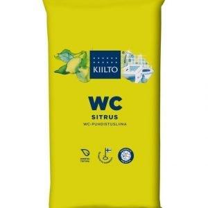 Kiiltoclean Wc Puhdistusliina 36 kpl