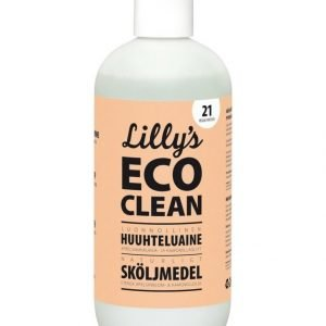 Lilly's Eco Appelsiininkukka Huuhteluaine 750 ml