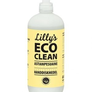 Lilly's Eco Lemon Astianpesuaine 500 ml