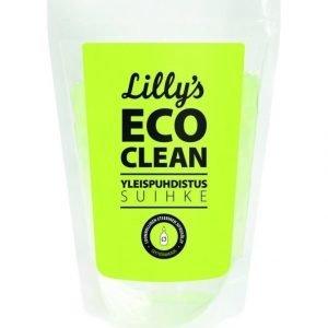 Lilly's Eco Yleispuhdistusaineen Täyttöpakkaus 500 ml