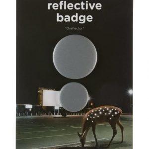 March Design Oreflector Heijastava Rintamerkki 2 kpl