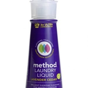 Method Lavender Cedar Pyykinpesuneste 300 ml