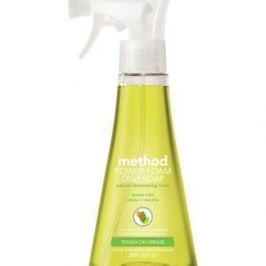 Method Lemon Mint Käsitiskivaahto 473 ml