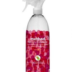Method Multi Surface Limited Edition Pomegranate Yleispuhdistusaine 828 ml