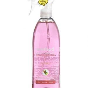 Method Pink Grapefruit Yleispuhdistussuihke 828 ml