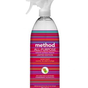 Method Sunset Beach Yleispuhdistussuihke 828 ml