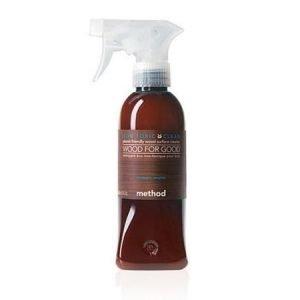 Method puhdistussuihke puupinnoille Almond