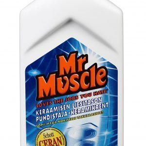 Mr Muscle 150 Ml Keraamisen Liesitason Puhdistaja