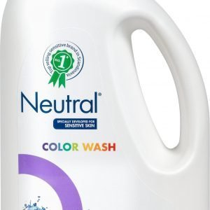 Neutral Color 1 L Hajusteeton Pyykinpesuneste