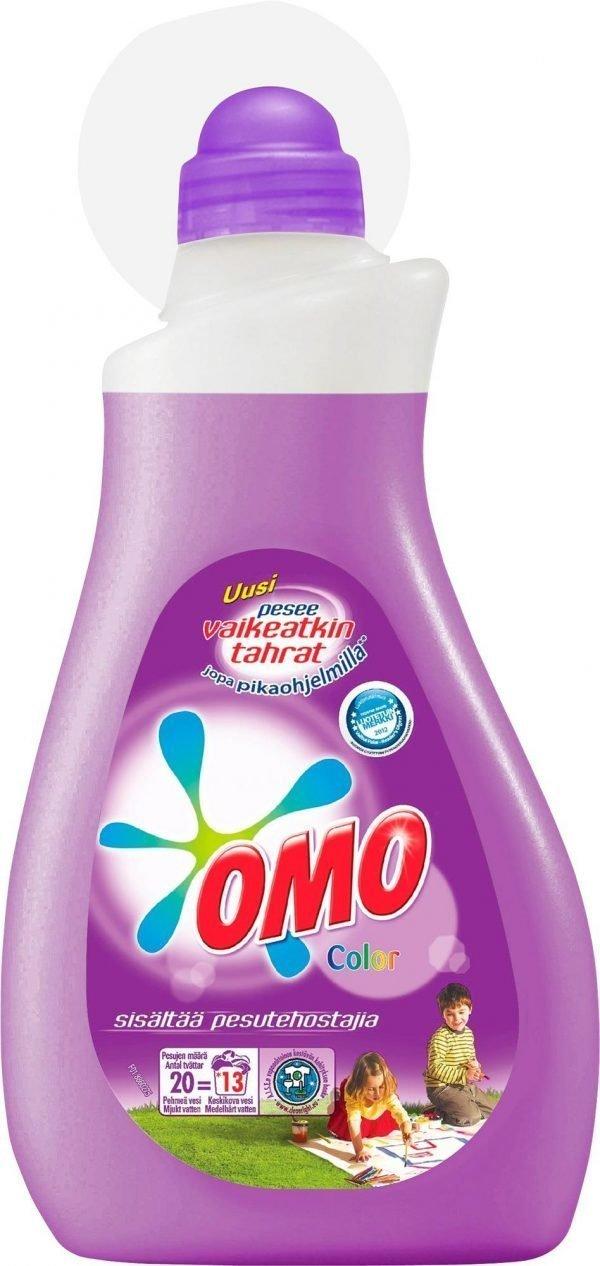 Omo Color 1 L Pyykinpesuneste