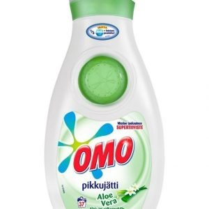 Omo Pikkujätti Aloe Vera Pyykinpesuneste 888 ml