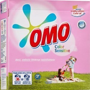 Omo Sensitive Color 1