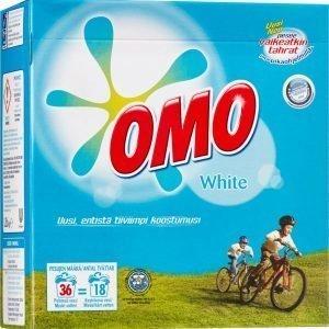 Omo White 1