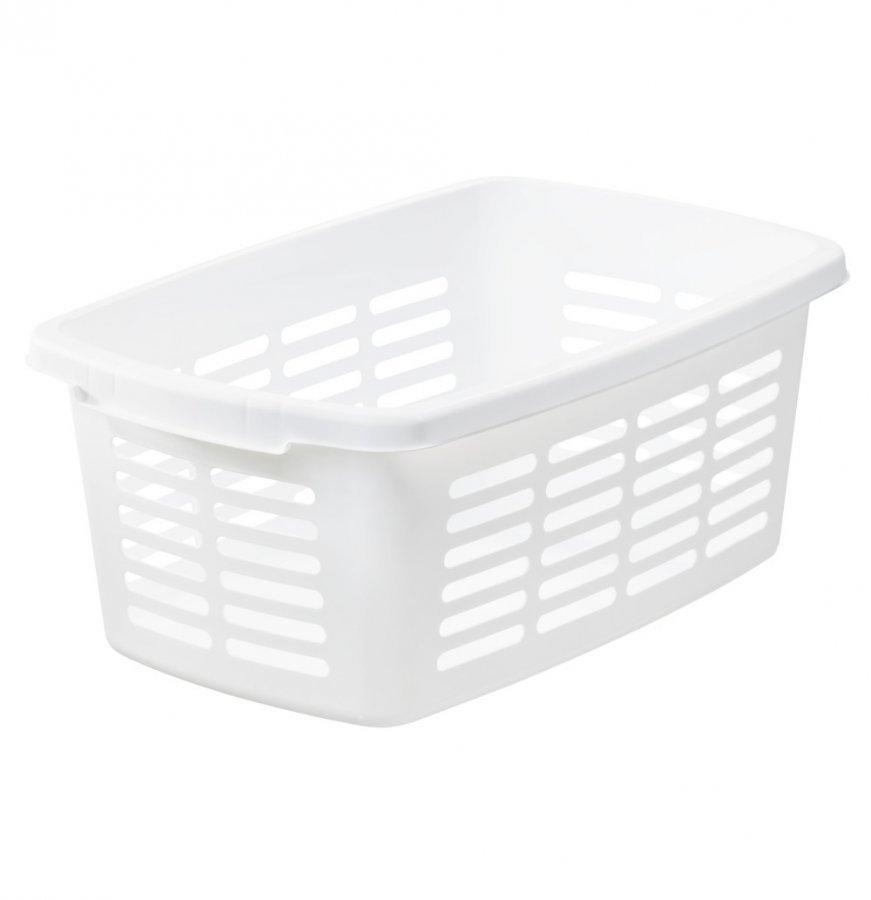 Orthex Pyykkikori / Yleiskori Valkoinen 30 L
