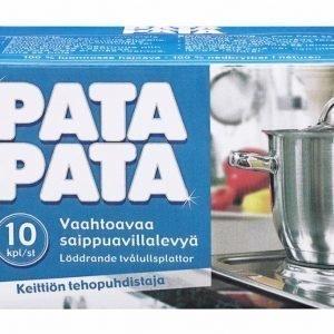 Patapata Keittiön Saippuavilla 10 Kpl