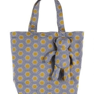 Perigot Bear Bag Shopper Wallpaper Medium Kassi
