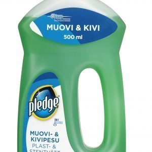 Pledge 500 Ml Muovi- & Kivipesu