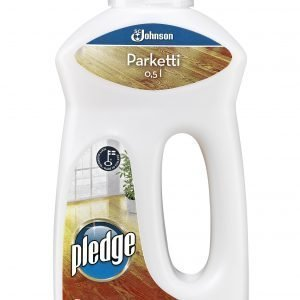 Pledge 500 Ml Parkettivaha