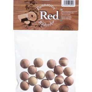 Seetripuu Punaseetripallot 18 kpl