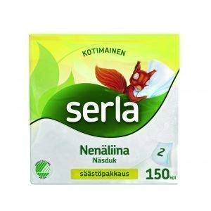 Serla Nenäliinapakkaus 150 Kpl