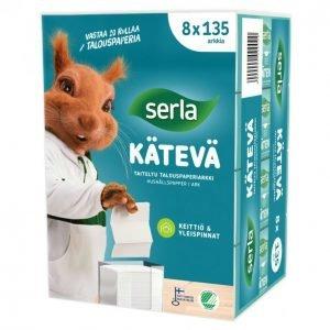 Serla Talousarkki 135 Kpl
