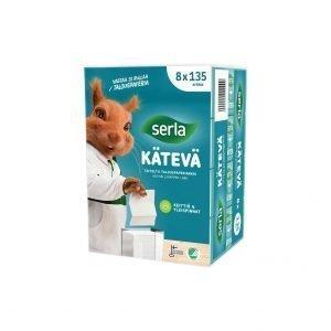 Serla Talousarkki 135 Kpl/8 Pkt