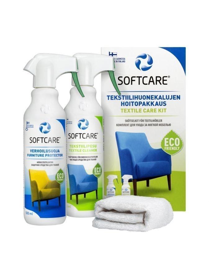 Softcare Tekstiilihuonekalujen Hoitopakkaus